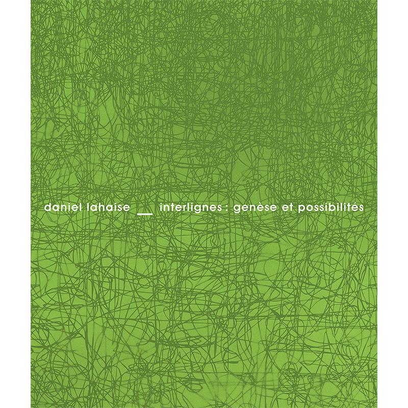 Daniel Lahaise, couverture