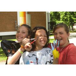 Camps d'été et autres activités du service éducatif