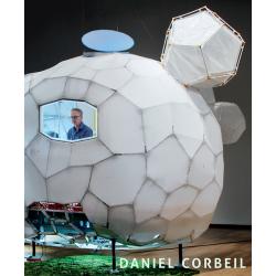 Daniel Corbeil, page couverture