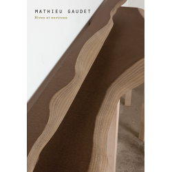 Mathieu Gaudet, page couverture