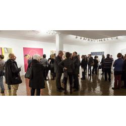 Exposition « La jeune peinture et ses collectionneurs »