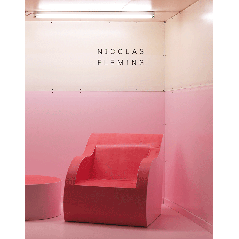 Nicolas Fleming, couverture rose