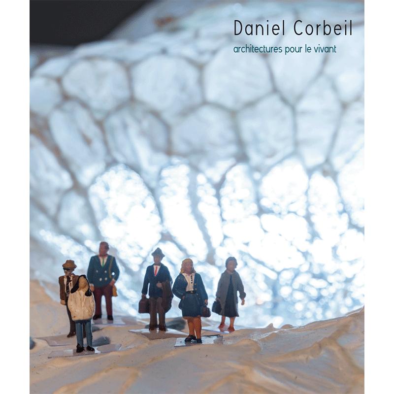 Daniel Corbeil, couverture
