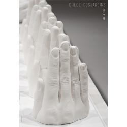 Chloé Desjardins, couverture avant